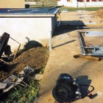 Preuređenje vodospreme u uređaj BIOTIP® sept 300 ES, 1999.