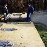 Preuređena vodosprema u uređaj BIOTIP® sept 300 ES, SOS dječje selo Ladimirevci