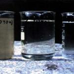 Voda na ulazu i izlazu iz uređaja
