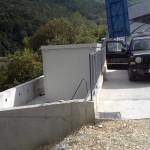 BIOTIP® kompakt 200 ES, Granični prijelaz Dobrakovo, MNE-SRB